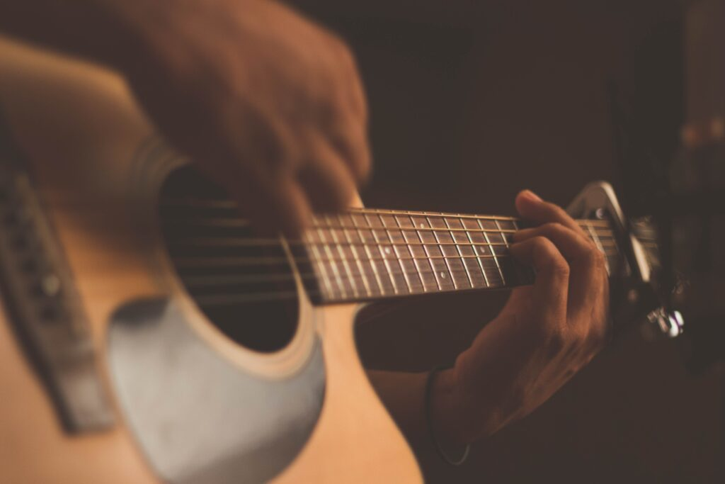 lära sig gitarr malmö