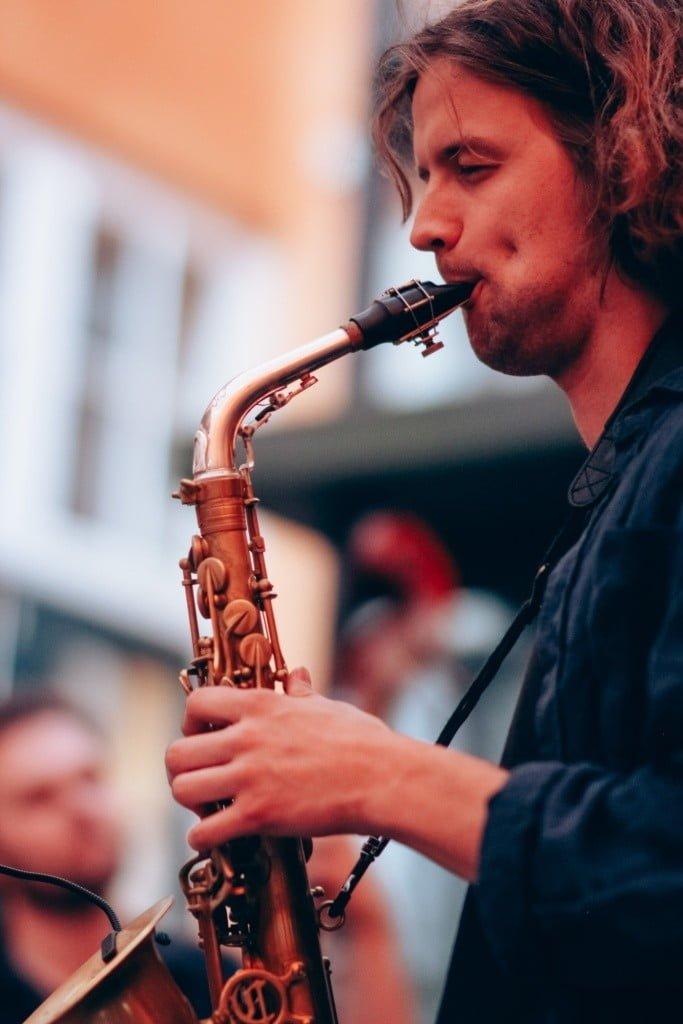 lära sig spela saxofon malmö